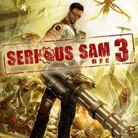 Portada oficial de Serious Sam 3: BFE PSN para PS3