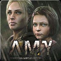 Portada oficial de AMY PSN para PS3