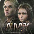Portada oficial de de AMY PSN para PS3