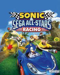 Portada oficial de Sonic and SEGA All-Stars Racing para iPhone