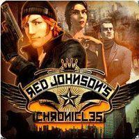 Portada oficial de Red Johnson's Chronicles para PS3