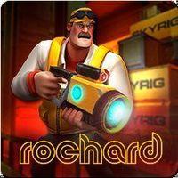 Portada oficial de Rochard PSN para PS3
