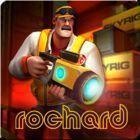 Portada oficial de de Rochard PSN para PS3