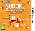 Portada oficial de de Sudoku: The Puzzle Game Collection para Nintendo 3DS