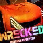 Portada oficial de de Wrecked: Revenge Revisited PSN para PS3