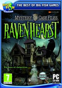 Portada oficial de Mystery Case Files: Ravenhearst para PC