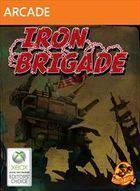 Portada oficial de de Iron Brigade XBLA para Xbox 360
