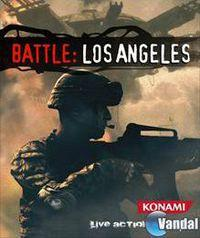 Portada oficial de Battle: Los Angeles para PC