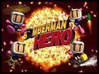 Portada oficial de de Bomberman Hero CV para Wii