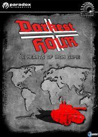 Portada oficial de Darkest Hour: A Hearts of Iron Game para PC