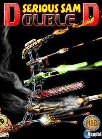 Portada oficial de Serious Sam Double D XXL para PC
