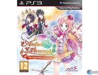Portada oficial de Atelier Meruru: The Apprentice of Arland para PS3