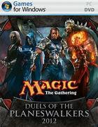 Portada oficial de de Magic: The Gathering - Duels of the Planeswalkers 2012 para PC
