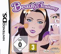 Portada oficial de Beauty Academy DSiW para NDS