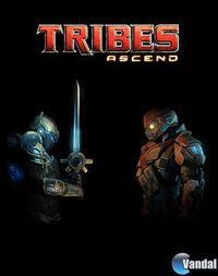 Portada oficial de Tribes: Ascend para PC