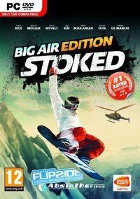 Portada oficial de Stoked: Big Air Edition para PC
