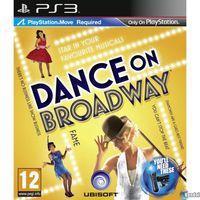 Portada oficial de Dance on Broadway para PS3