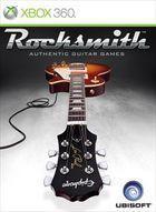 Portada oficial de de Rocksmith para Xbox 360