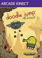 Portada oficial de de Doodle Jump for Kinect XBLA para Xbox 360