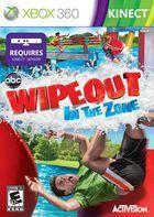 Portada oficial de de Wipeout in the Zone para Xbox 360