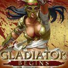 Portada oficial de de Gladiator Begins para PSP