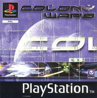 Portada oficial de Colony Wars para PS One