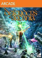 Portada oficial de de Defenders of Ardania XBLA para Xbox 360