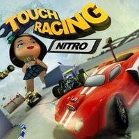 Portada oficial de Touch Racing Nitro Mini para PSP