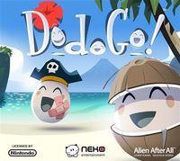Portada oficial de DodoGo! Robo DSiW para NDS