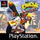 Portada oficial de de Crash Bandicoot 3: Warped para PS One