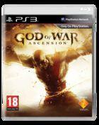 Portada oficial de de God of War: Ascension para PS3