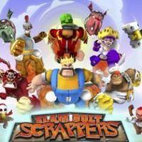 Portada oficial de Slam Bolt Scrappers PSN para PS3