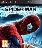 Portada oficial de de Spider-Man: Edge of Time para PS3