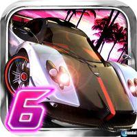 Portada oficial de Asphalt 6: Adrenaline para iPhone