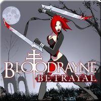 Portada oficial de BloodRayne: Betrayal PSN para PS3