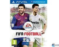 Portada oficial de FIFA Football para PSVITA