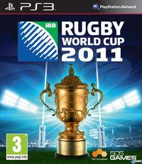 Portada oficial de Rugby World Cup 2011 para PS3