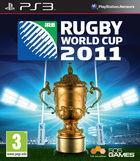 Portada oficial de de Rugby World Cup 2011 para PS3
