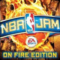 Portada oficial de NBA Jam: On Fire Edition PSN para PS3