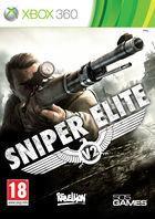 Portada oficial de de Sniper Elite V2 para Xbox 360