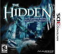 Portada oficial de The Hidden para Nintendo 3DS