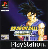 Portada oficial de Dragon Ball Final Bout para PS One