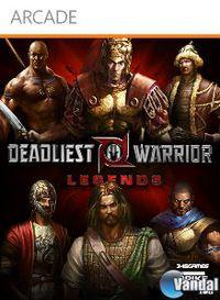 Portada oficial de Deadliest Warrior: Legends XBLA para Xbox 360