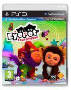 Portada oficial de de EyePet y sus amigos para PS3