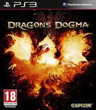Portada oficial de de Dragon's Dogma para PS3