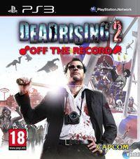 Portada oficial de Dead Rising 2: Off the Record para PS3