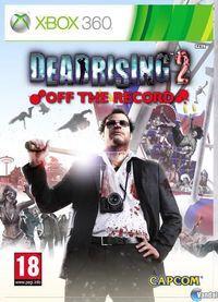 Portada oficial de Dead Rising 2: Off the Record para Xbox 360