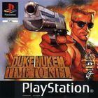 Portada oficial de de Duke Nukem: Time to Kill para PS One