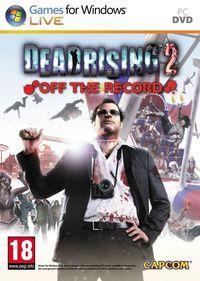 Portada oficial de Dead Rising 2: Off the Record para PC
