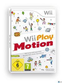 Portada oficial de Wii Play: Motion para Wii